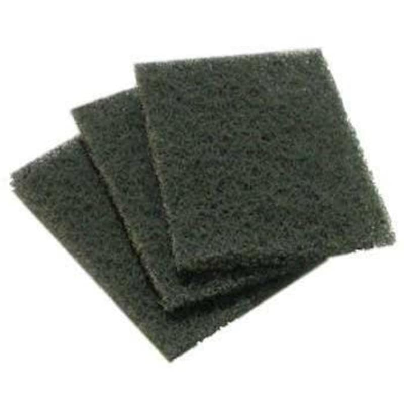 Evo Replacement Cooking Surface Cleaning Pad Gray