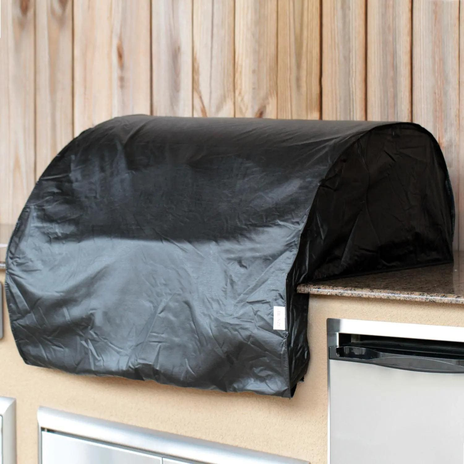Blaze Grill Cover For Prelude LBM & Premium LTE 4-burner Gas & Charcoal Built-In Grills - 4BICV