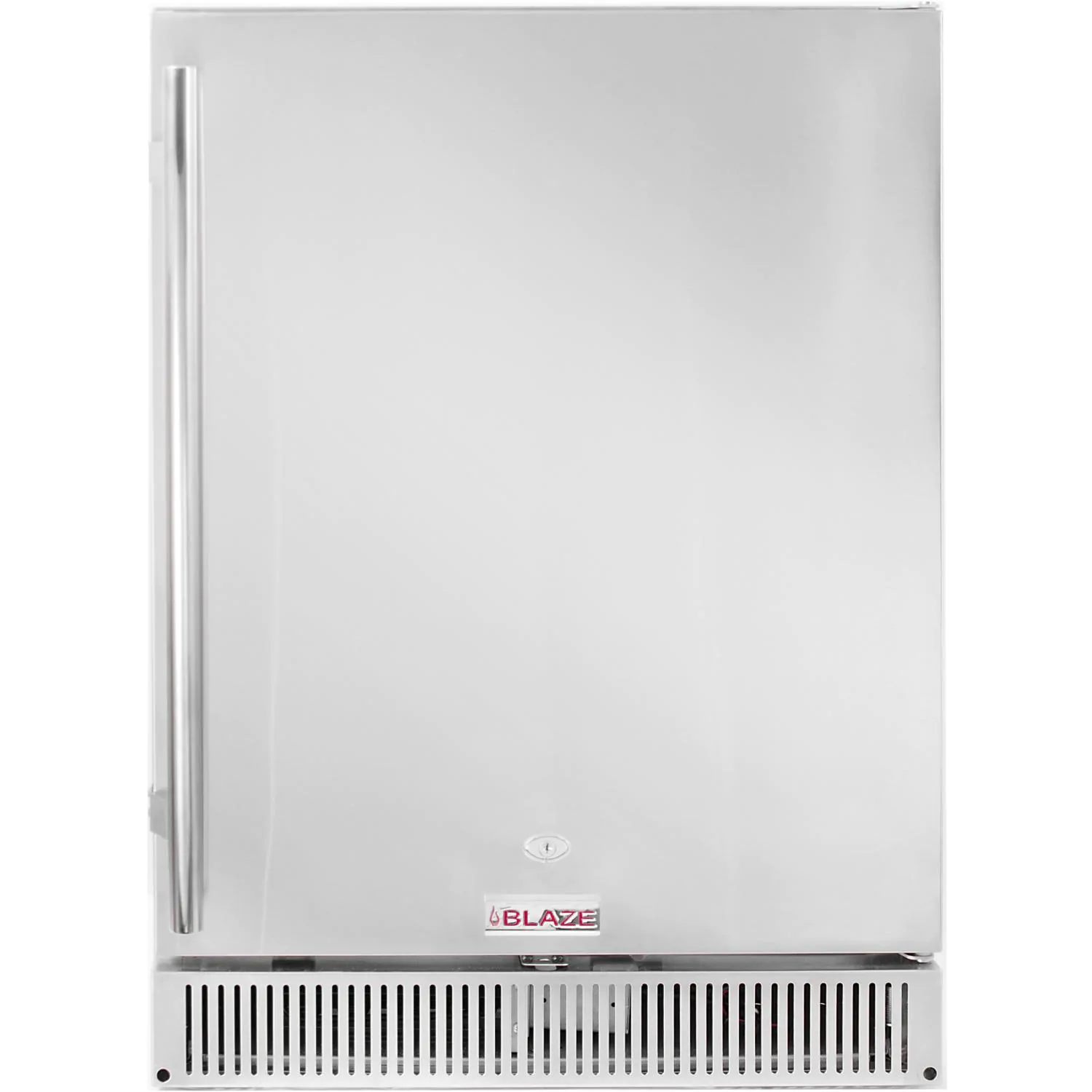 Blaze 24-Inch 5.2 Cu. Ft. Outdoor Rated Compact Refrigerator - BLZ-SSRF-50DH
