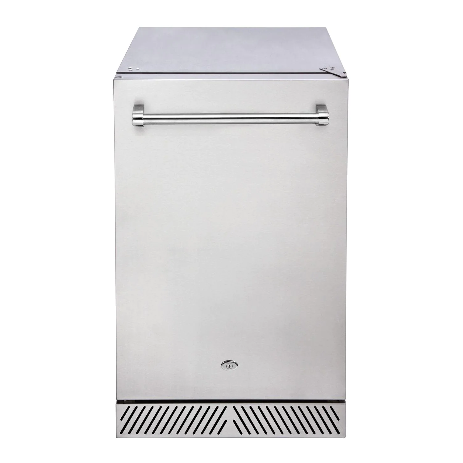 Delta Heat 20-Inch 4.1 Cu. Ft. Outdoor Rated Compact Refrigerator With Lock - DHOR20