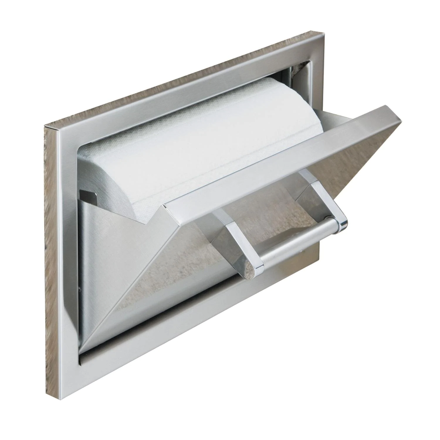 Delta Heat 15-Inch Stainless Steel Paper Towel Holder - DHPT15-B