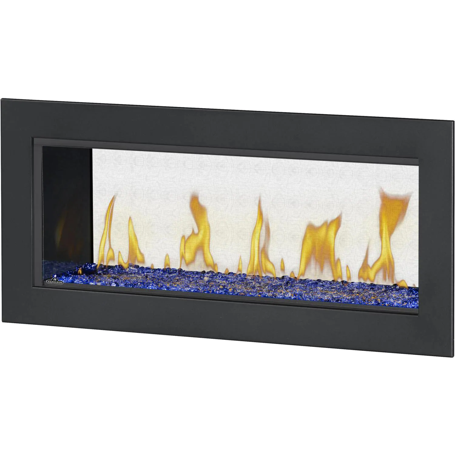 Napoleon Vector 38 See Thru Built-In Direct Vent Natural Gas Fireplace W/ Electronic Ignition - LV38N2-1