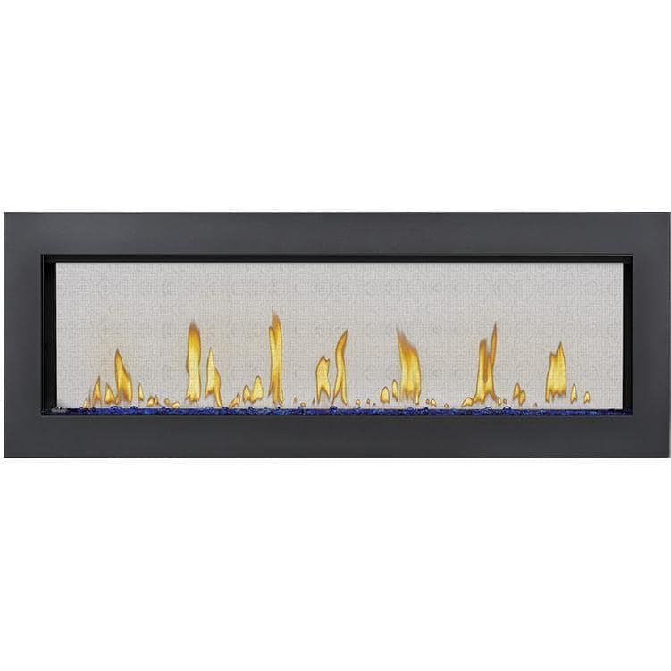 Napoleon Vector 50 See Thru Built-In Direct Vent Natural Gas Fireplace W/ Electronic Ignition - LV50N2-2