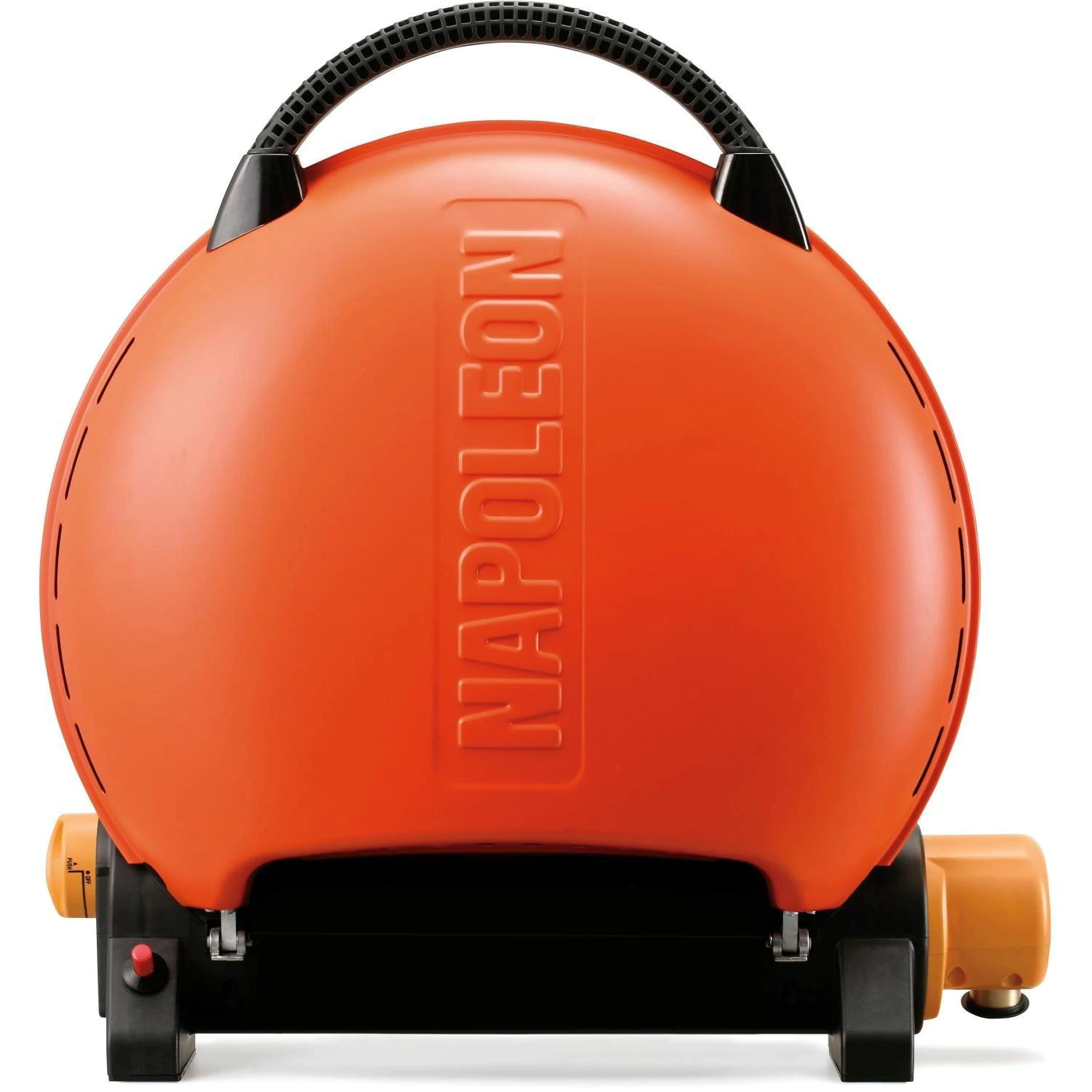 Napoleon TravelQ 2225 Portable Propane Gas Grill - Orange - TQ2225PO
