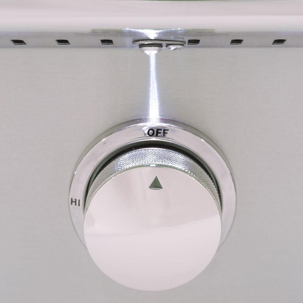 Blaze Amber LED 3 Piece Set for Power Burner, Griddle, Double Side Burner - BLZ-2LED-WHITE