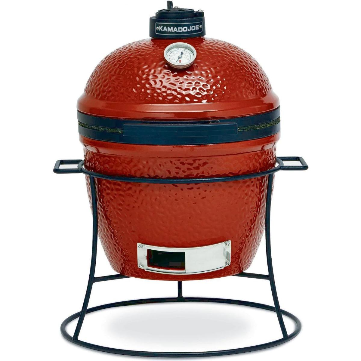 Kamado Joe Joe Jr Ceramic Grills On Stand - KJ13RH