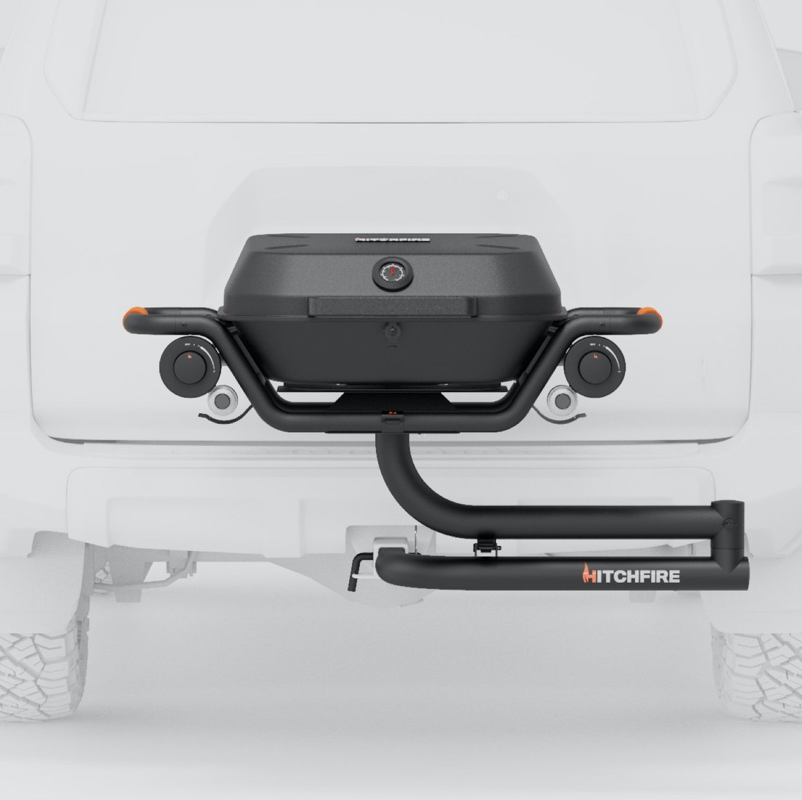 HitchFire Forge 15 Portable Grill for Adventure Grilling
