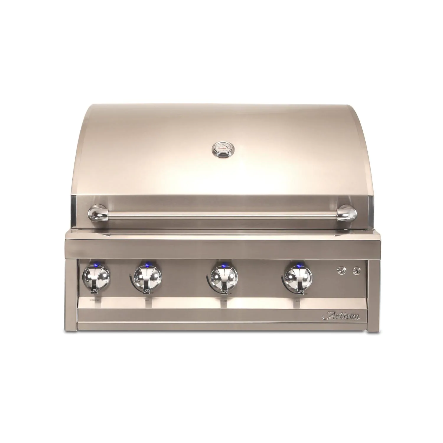 """Artisan Professional 32"""" 3-Burner Built-In Natural Gas Grill With Rotisserie - ARTP-32-NG"""