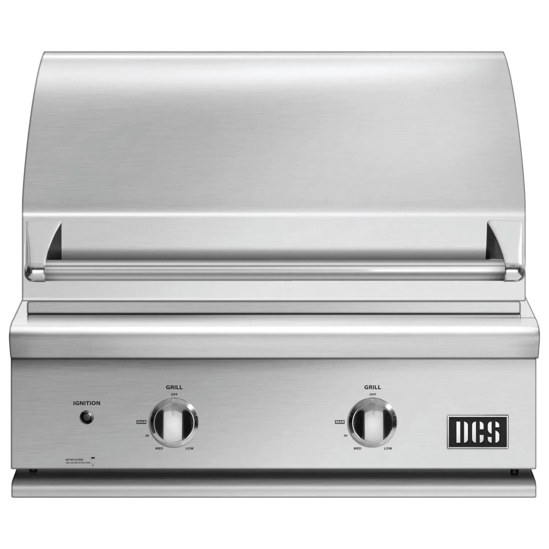 "DCS Series 7 Traditional 30"" Built-In Propane Gas Grill - BGC30-BQ-L"