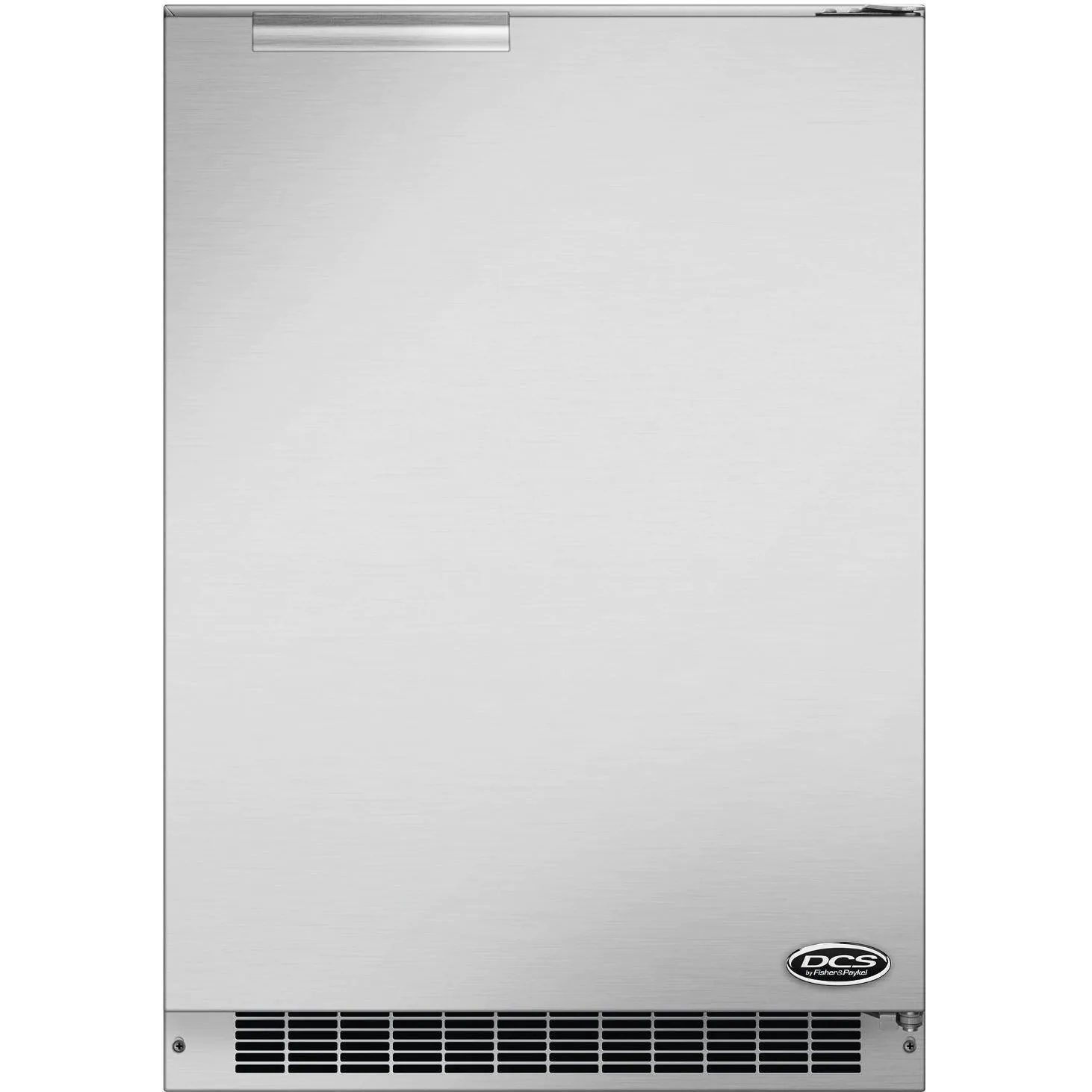 """DCS 24"""" 5.1 Cu. Ft. Left Hinge Outdoor Rated Compact Refrigerator - RF24LE3"""
